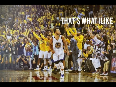 "Stephen Curry - ""That's What I Like"""