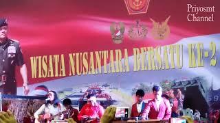 PUJIONO - MANISNYA NEGERIKU  2017 HUT TNI KE 72  (wisata nusantara bersatu 2)