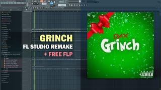 Dax - Grinch (Instrumental) + Free FLP 2020