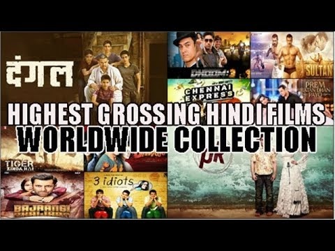 Top 10 highest grossing bollywood movies based on - Highest box office collection bollywood ...