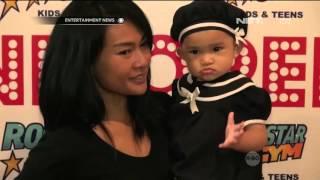 Cara Endhita dan Onci Membagi Waktu dengan Sang Anak