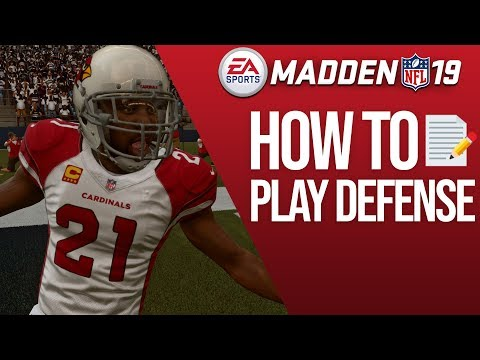 Madden 19 Defense Tips 101 - How To Play Defense - YouTube
