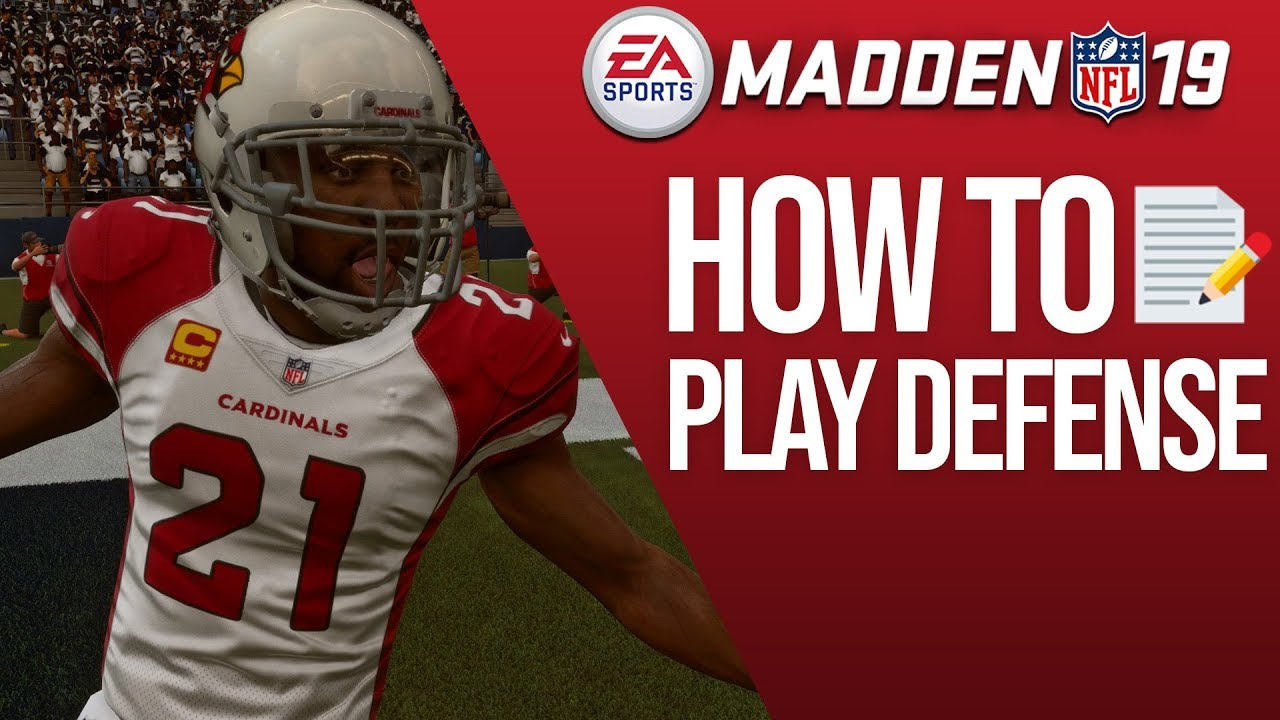 Madden 19 Defense Tips 101 - How To Play Defense