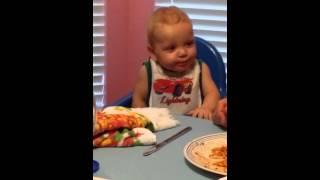 Wyatt Has Meatballs