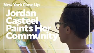"Cover images Jordan Casteel Paints Her Community   Art21 ""New York Close Up"""