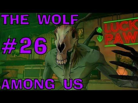[дьявол из Джерси] blind walkthrough слепое прохождение The Wolf Among Us с комментариями #26