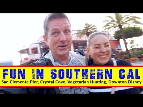 san-clemente-pier,-crystal-cove,-anaheim's-downtown-disney-|-the-motorhome-experiment
