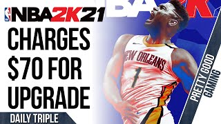 NBA 2K21 Hikes Up Price on Next Gen | UK Government: Loot Boxes ARE Gambling | Fallout TV Series