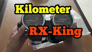 KM RX KING NEW SPEDOMETER RX KING NEW
