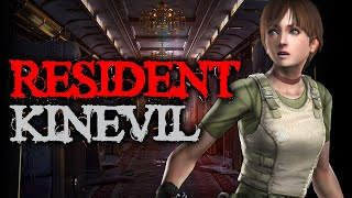 Let's Play Resident Evil 0 Part 6 - Resident Kinevil
