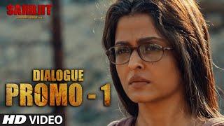 SARBJIT Dialogue Promo 1 - Sirf Ek Chingaari Ki Jaroorat Hai   T-Series