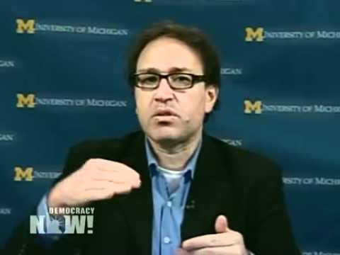 Libyan Poet/Scholar Khaled Mattawa on Libya's Pro-Democracy Movement Amid Government Violence 1 of 2