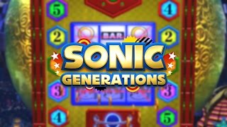 DLC: Casino Night - Sonic Generations - PC