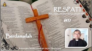 Berdamailah - Respati#11 || GKJW Cangkring