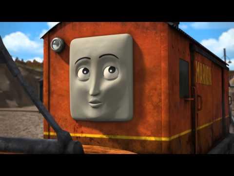 Thomas és barátai - Mese a bátorságról
