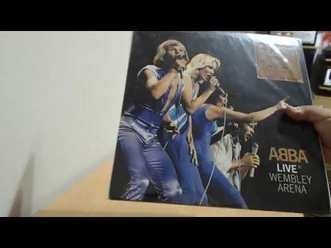 ABBA Live Wembley Arena - full album - vinil 3 LPs