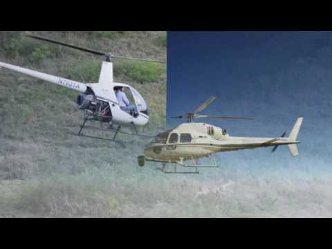 Power Line Surveys   Texas - Smith Helicopters Inc.