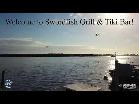 Welcome To Swordfish Grill & Tiki In Cortez, FL