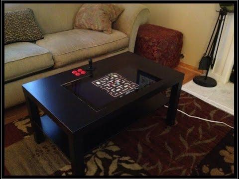 Ottoman coffee table ikea youtube for Ottoman coffee table ikea