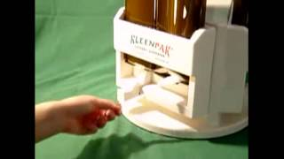 Kleenpak Utensil Dispensing