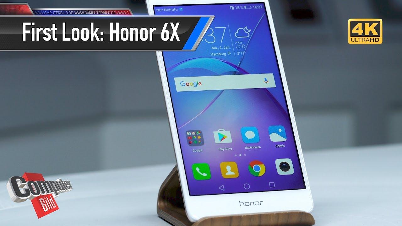 Honor 6X 64GB 4GB silber ab 185,00 € | Preisvergleich bei