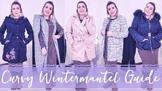 Curvy Wintermantel / Winterjacken Guide | Missesviolet 💜