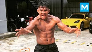 Buakaw Banchamek - The Most Complete Fighter In The World | Muscle Madness