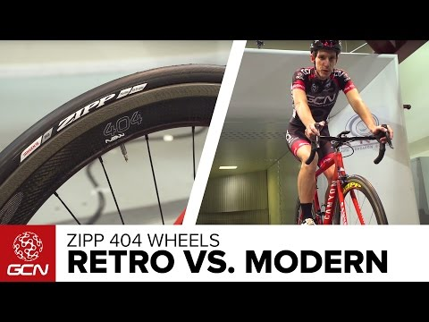 Retro Vs Modern - How Much Faster Are Modern Wheels?
