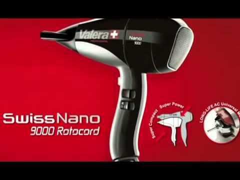 Valera ROTOCORD hairdryer  (No Cord Tangling)