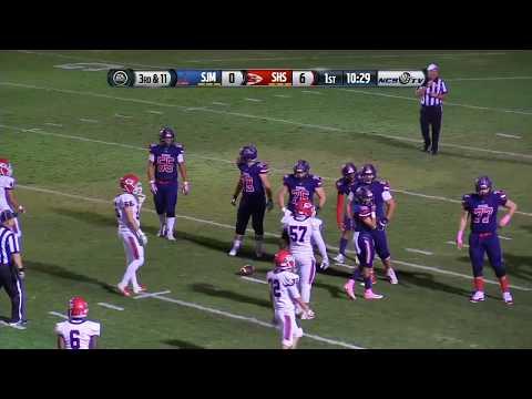 Sanger vs San Joaquin Memorial High School Football LIVE 10/26/18