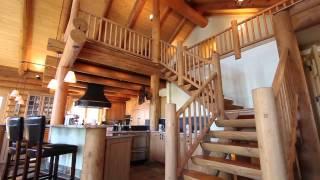 Moose Creek Lodge Luxury 6 Bedroom Log Vacation Rental Home, Breckenridge Co