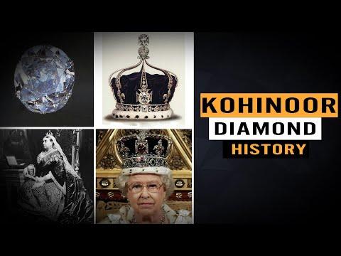 History Of Kohinoor Diamond(koohinoor வைர வரலாறு}