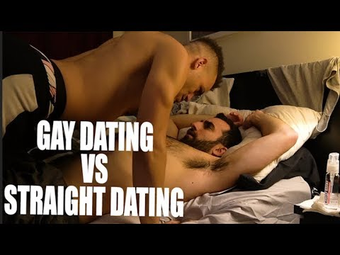 GAY DATING Vs STRAIGHT DATING