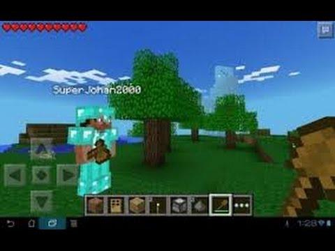 Как играть в Minecraft PE по локальной сети