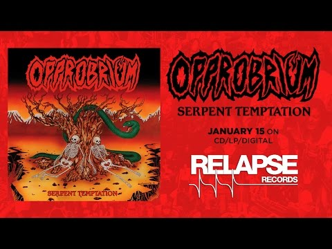 """OPPROBRIUM - """"Voices From the Grave"""" Reissue (Official Track)"""