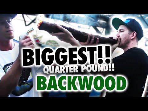 THE WORLDS BIGGEST BACKWOOD
