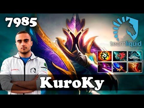 KuroKy Carry Silencer | 7985 MMR Dota 2