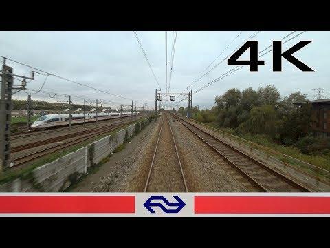 4K CABVIEW HOLLAND Amsterdam - Rhenen SGM 2018
