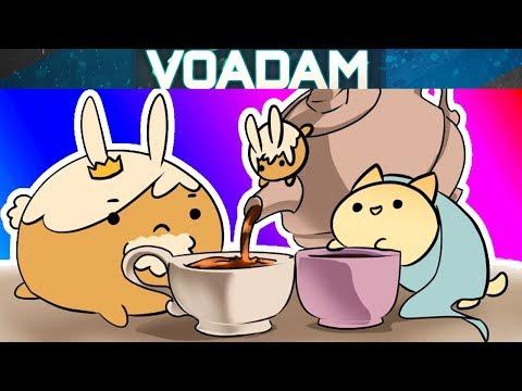 Adorable Cat Loaf Adventures Part 5 (A VOAdam Comic Dub)