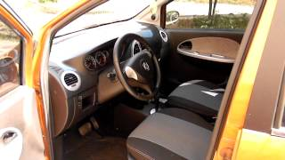 Видео обзор автомобиля Chana Benni AT часть 1