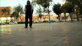 theGhansta -- dance freestyle -- edIT - Battling Go-Go Yubari In Downtown L.A.
