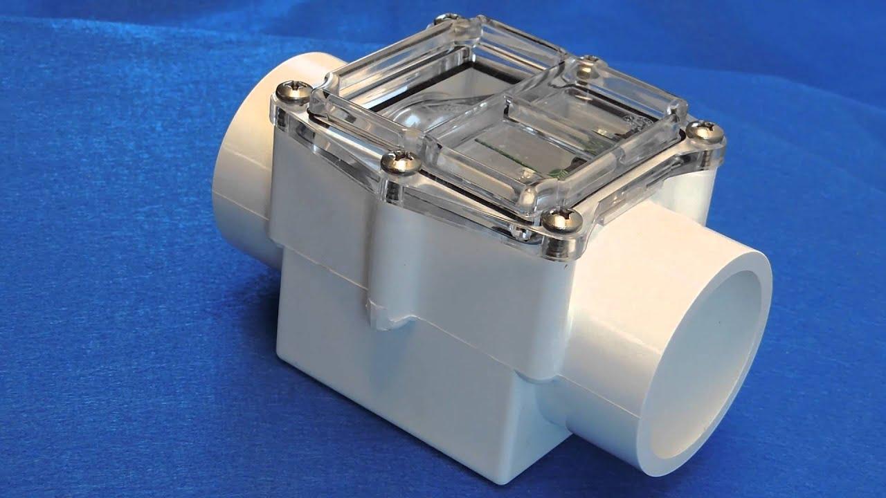 Pvc swing check valve youtube