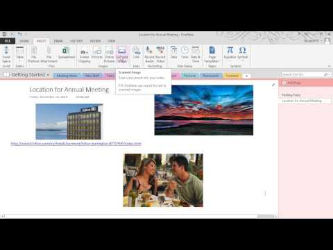 OneNote 2013: A Deeper Look at Microsoft OneNote