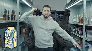 Godzilla Music Video Clean