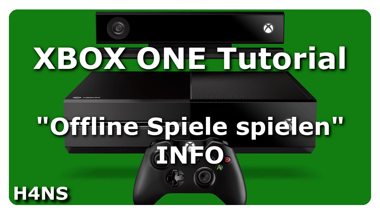 Offline Spiele Spielen Info XBOX ONE Tutorial DeutschGerman YouTube - Minecraft offline spielen geht nicht