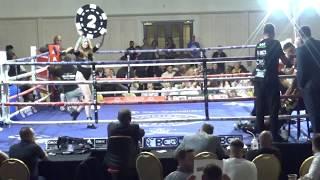 Kyle Williams vs. Thomas Essomba