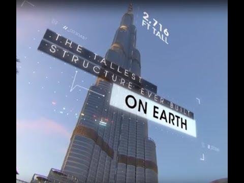 ماذا وراء كواليس أعلى برج في العالم؟