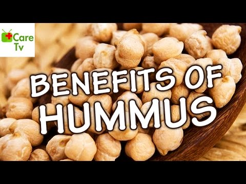 Health Benefits Of Hummus | Care Tv