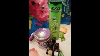 Уход за волосами Питание волос Эфирное масло