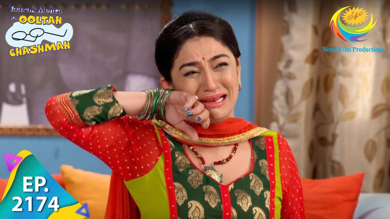 Download Taarak Mehta Ka Ooltah Chashmah - Episode 2174 - Full Episode
